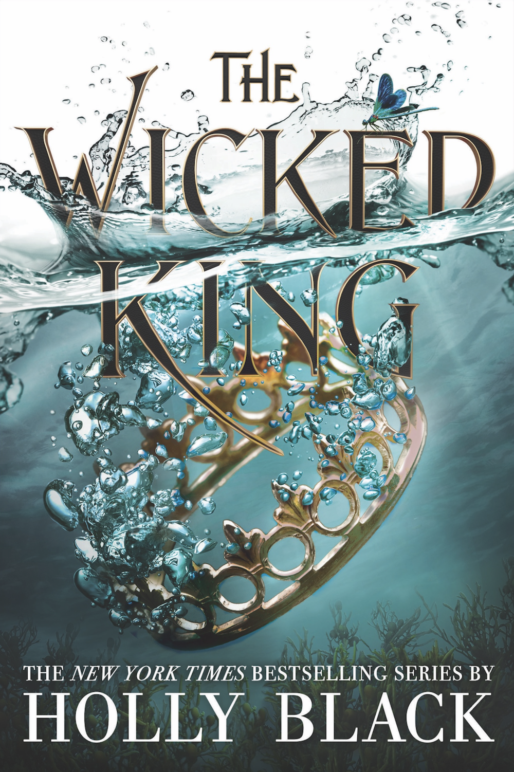 Cover Reveal: The Wicked King by Holly Black • NOVL